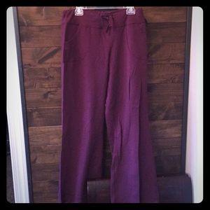 Women's Lululemon pants, size 10